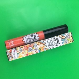 theBalm Other - Pop! theBalm Read My Lips Lipgloss FS BOXED New