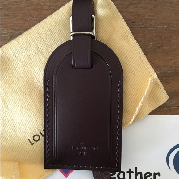 59188e92d0cf Louis Vuitton Accessories - Louis Vuitton Luggage Tag