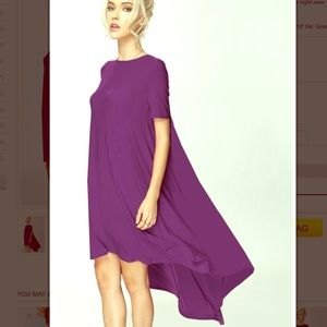 ❗️Cape Shirt Slip Dress