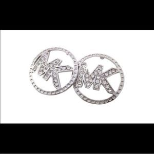 ✨ LAST ONE ✨ Authentic MK Earrings - Silver