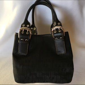 Tignanello Handbags - Tignanello Perfect 10 French Tote Handbag Leather