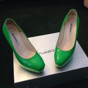 Brian Atwood Shoes - Brian Atwood Maniac Pumps
