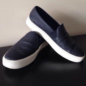Vince Berlin Python Slip On Sneaker 7