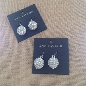 Ann Taylor dangle earrings