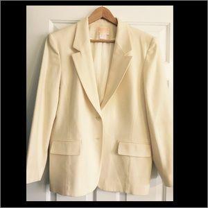 Ladies Pendleton Suit Jacket Sz 14