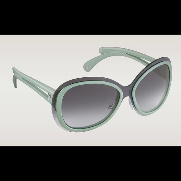 Louis Vuitton Accessories | Authentic New Sunglasses Flore | Poshmark