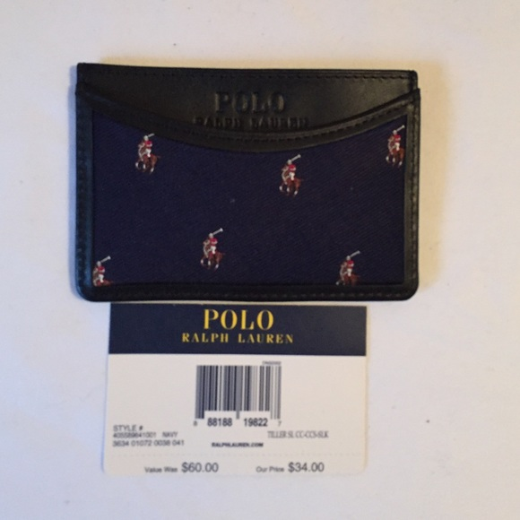 Polo by ralph lauren accessories poloralph lauren credit poloralph lauren credit card business card case reheart Gallery