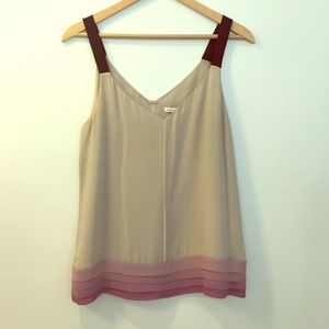 Silk Banana Republic Top