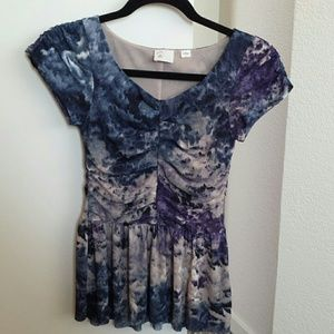 Anthropologie Tops - Anthropologie shirt size xs