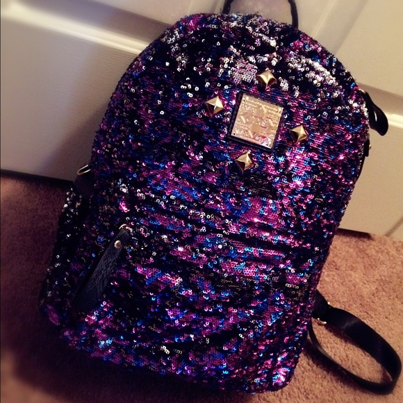 all sparkle backpack!!!