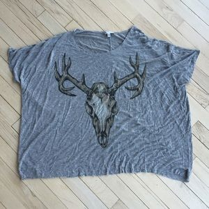 Super soft antler tee