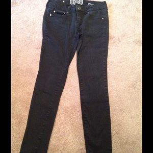 SO Denim - Black juniors jeans