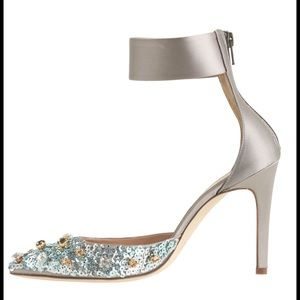 J.Crew Multicolor Collection Natasha Jeweled Pumps