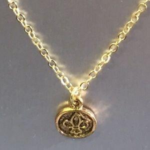 Jessica Elliot Jewelry - 💫Jessica Elliot gold plated necklace✨