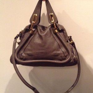see by chloe replica - 77% off Chloe Handbags - Chloe Paraty - used only few times. Good ...