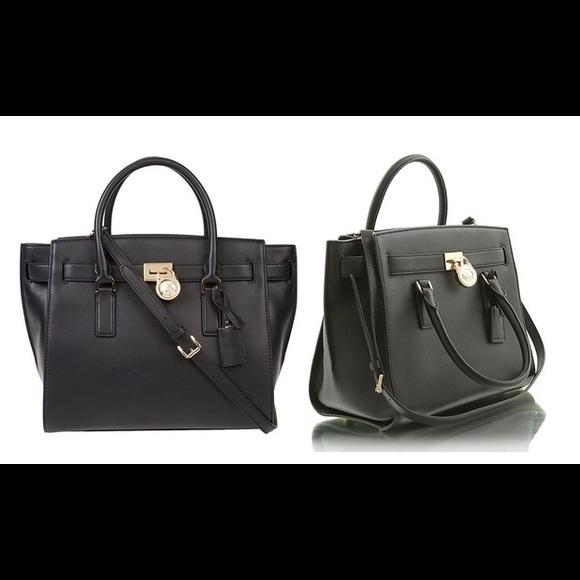 b9555b5674a8 Michael Kors Hamilton handbag