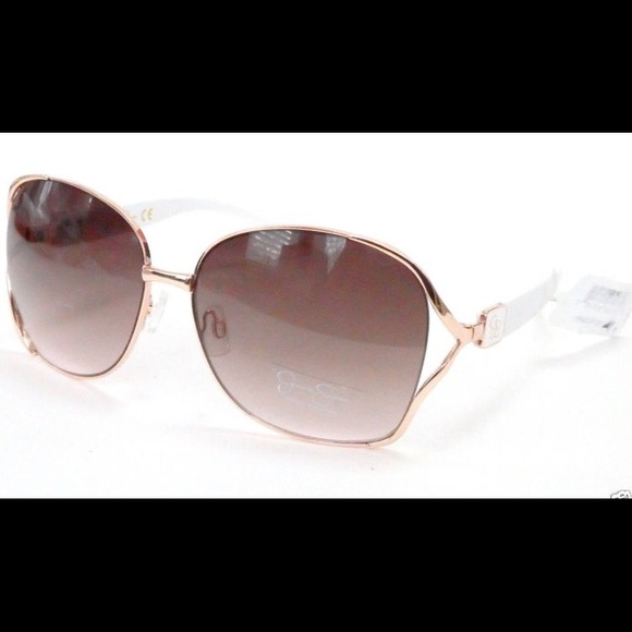 be65e9c9076c7 Jessica Simpson Sunglasses J5254 RGLD