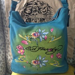 3e6cd8c15c69 Ed Hardy Bags - True Love AUTHENTIC Ed hardy Bag