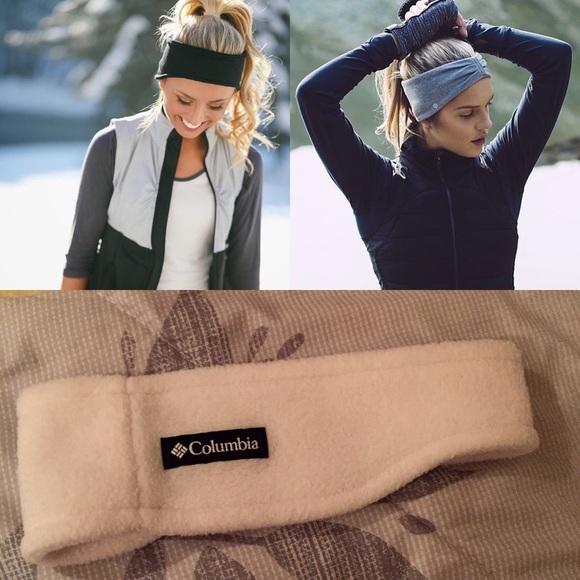 Columbia Accessories | Cold Weather Headband In White | Poshmark