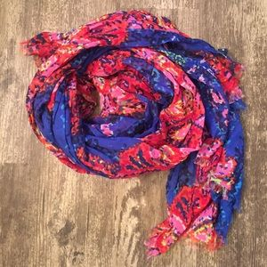 Colorful Gap Scarf