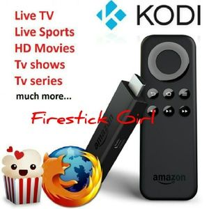 I HAVE AMAZON FIRESTICKS WITH KODI