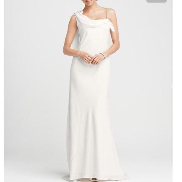 Ann Taylor Dresses | Carolyn Destination Wedding Gown Nwt | Poshmark