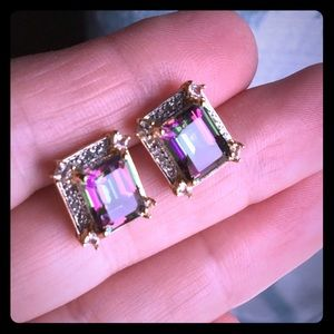 Jewelers Jewelry - 🔮Mystic topaz earrings