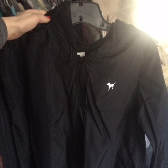 58% off PINK Victoria's Secret Jackets & Blazers - All black ...