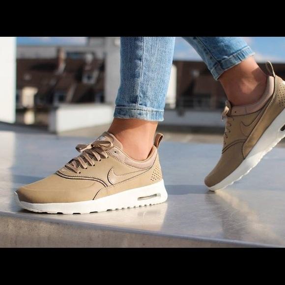 low priced 8fca2 b7532 Nike Air Max Thea Premium Desert/Camo leoncamier.co.uk