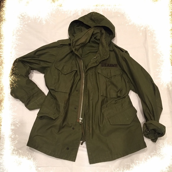 Allen Overall Other - U.S. Army Military Hoodie Jacket for men or women 5883b3d61