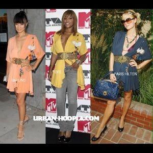 Meghan Fabulous Lexi Kimono Top