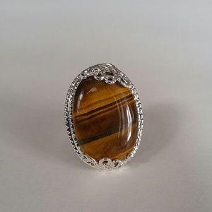 Jewelry - Beautiful Tiger's Eye Ring