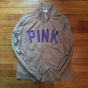 VS Pink Zip up