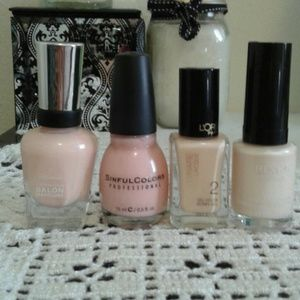 Other - Nail Polish Bundle - Reserved for @tacf78