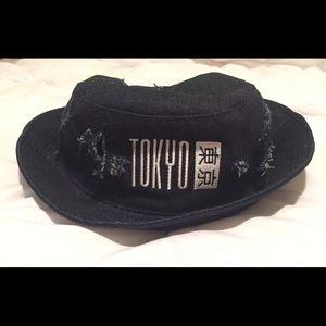 Very Rare Tokyo Bucket Hat