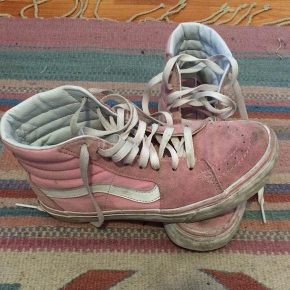 custom vans shoes sk8 hi