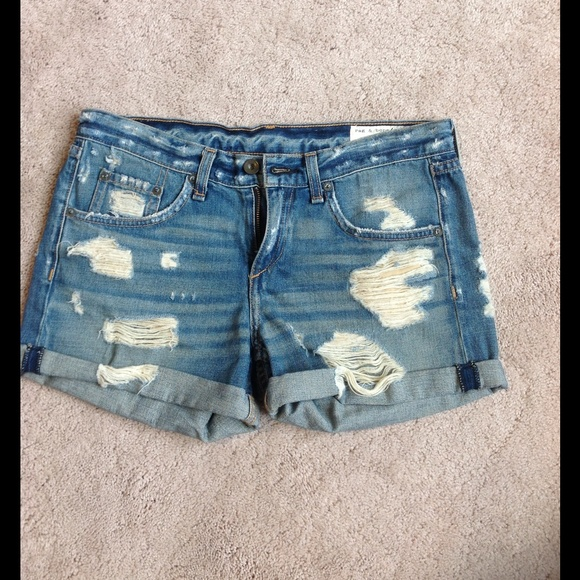 rag & bone Shorts - Rag & Bone Shorts