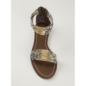 Tory Burch Shoes - Tory Burch NWOB embellished snakeskin sandal