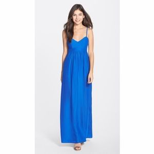 Felicity & Coco Dresses & Skirts - Felicity & Coco Blue Maxi Dress
