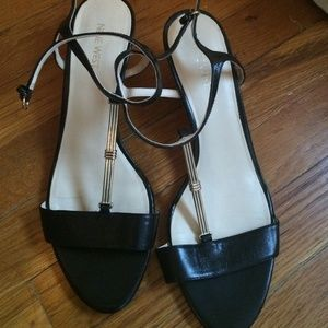 Nine West ankle strap sandal