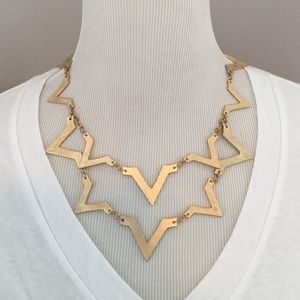 Hive & Honey Jewelry - Hive and Honey Sun Ray Gold Necklace