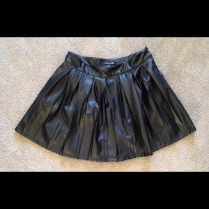 Forever21 Pleated Skirt