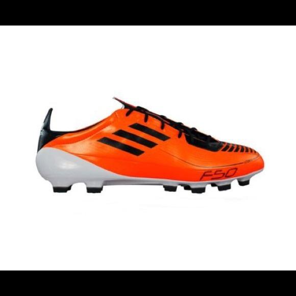 Orange Adidas Soccer Cleats | Poshmark