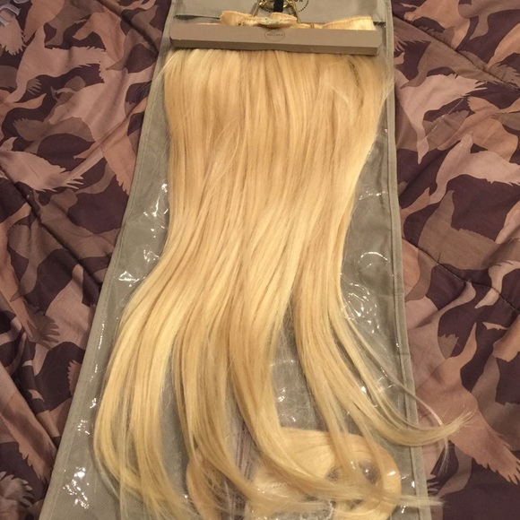 Other Bellami Hair Extensions With Hanger And Holder Poshmark