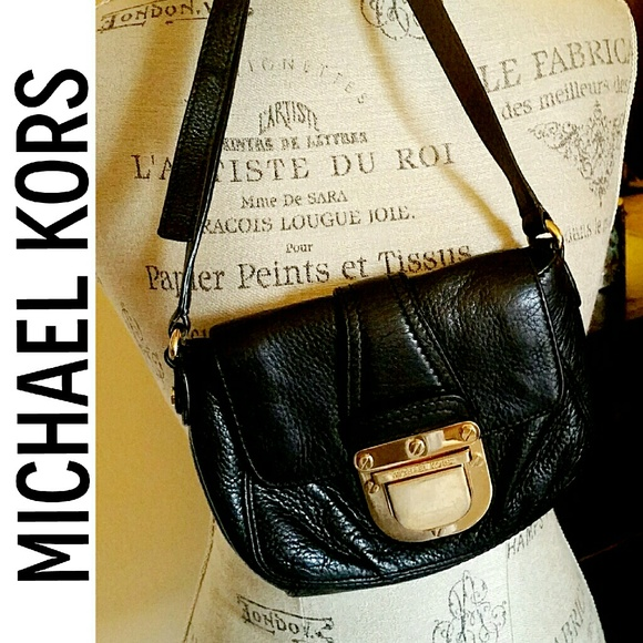Michael Kors Bags - Michael Kors Leather Crossbody Bag