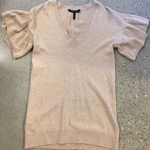 BCBG Maxazria tunic sweater XS