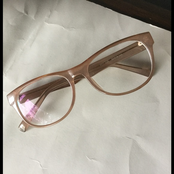 Envision Accessories | Stunning Nude Eye Glasses | Poshmark