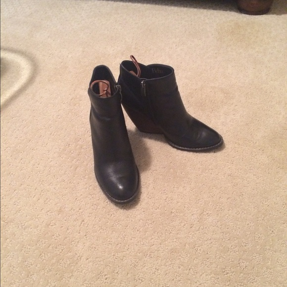 80 reba shoes ankle boots from alicja s closet