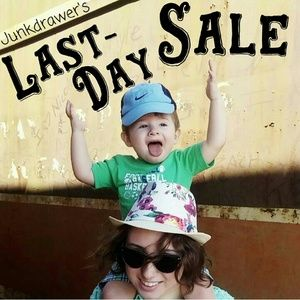 LAST CHANCE SALE! Read for more info!