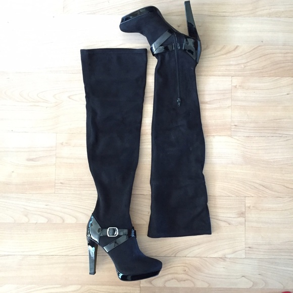 91cb1522dbc Jennifer Lopez Shoes - Jennifer Lopez for Kohl s over-the-knee boots